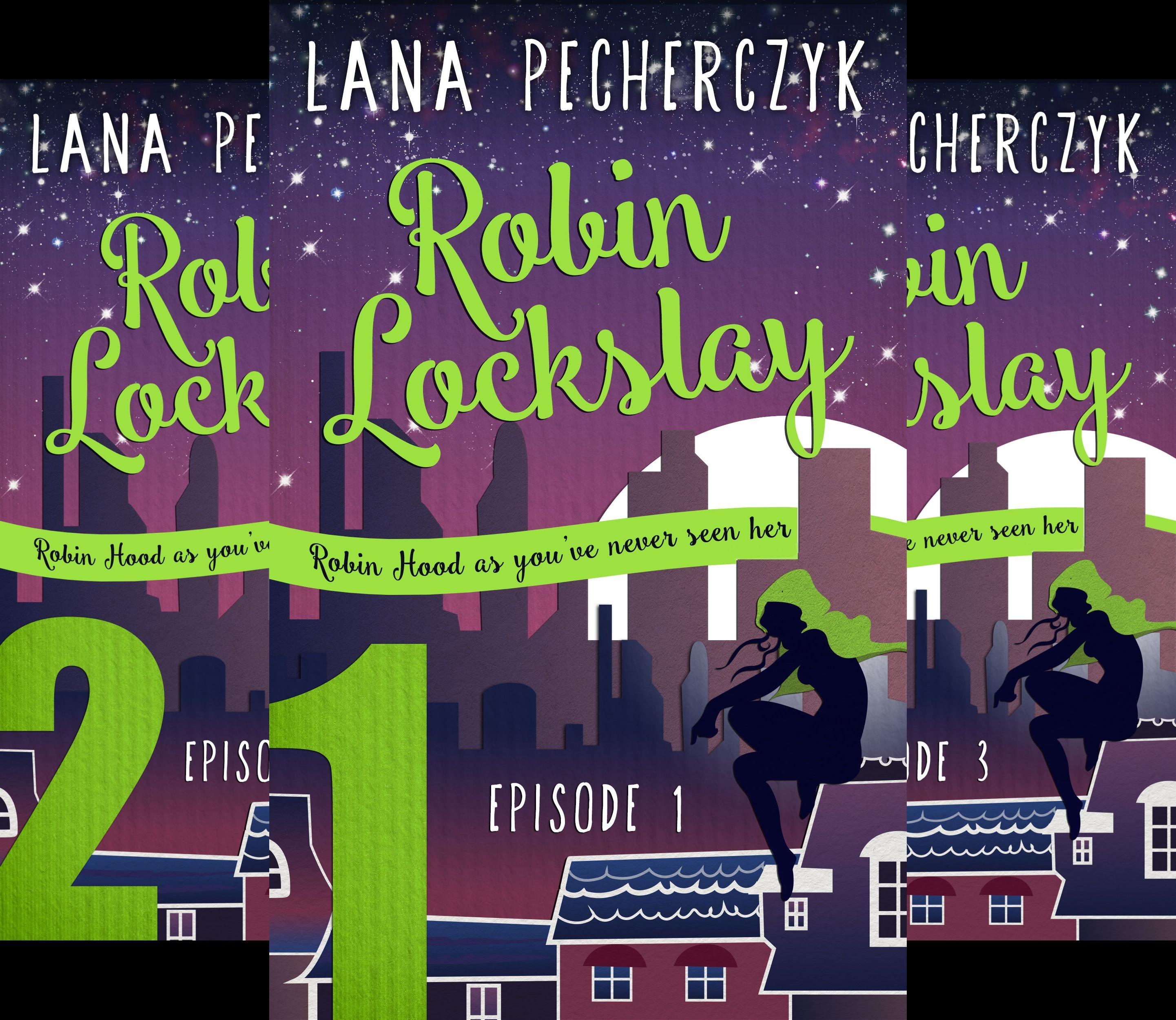 Robin's Hood (4 Book Series)
