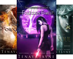 The Legends of Regia (5 Book Series) by  Tenaya Jayne