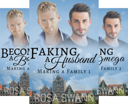 Making a Family (7 Book Series) by  Rosa Swann