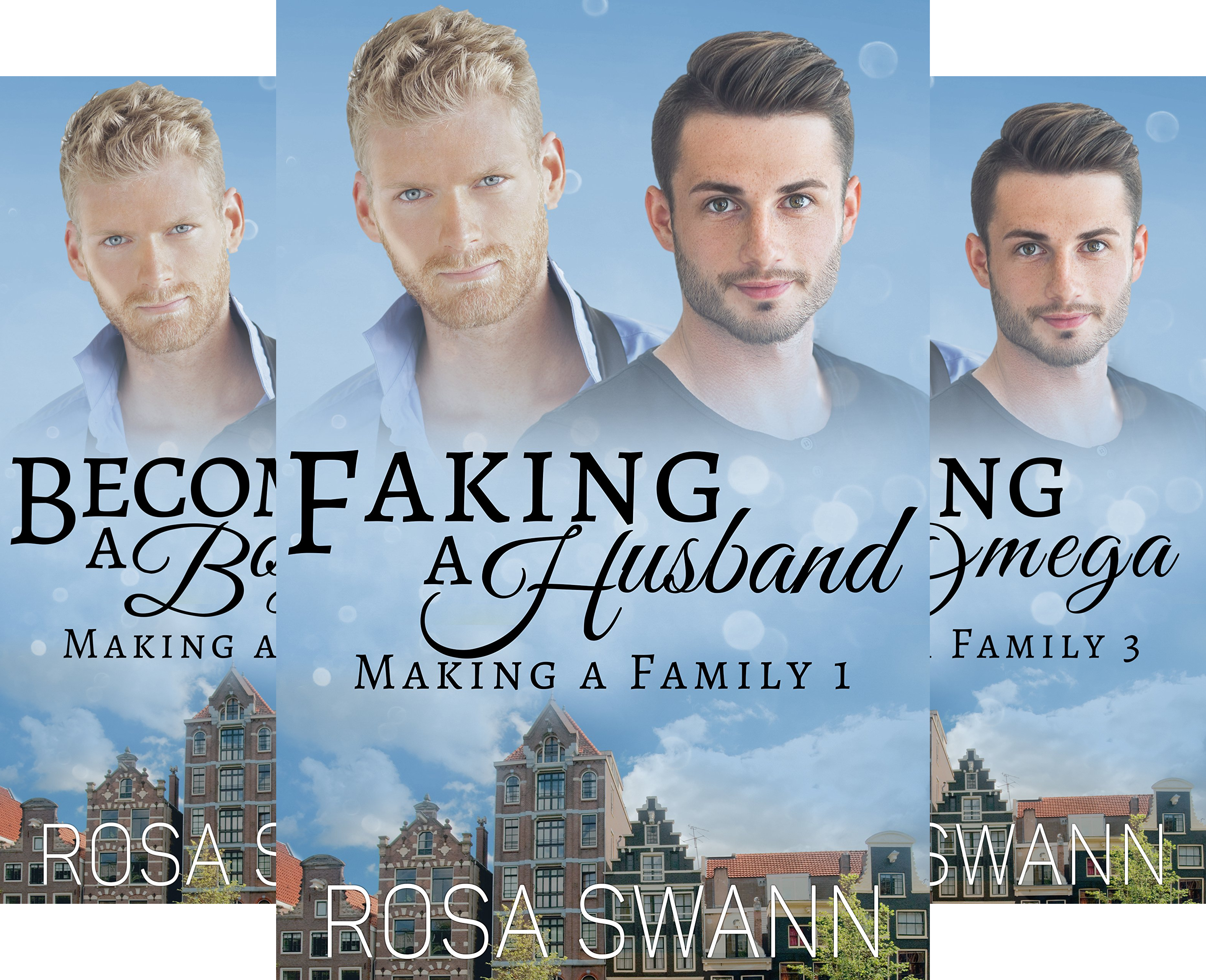 Making a Family (7 Book Series)