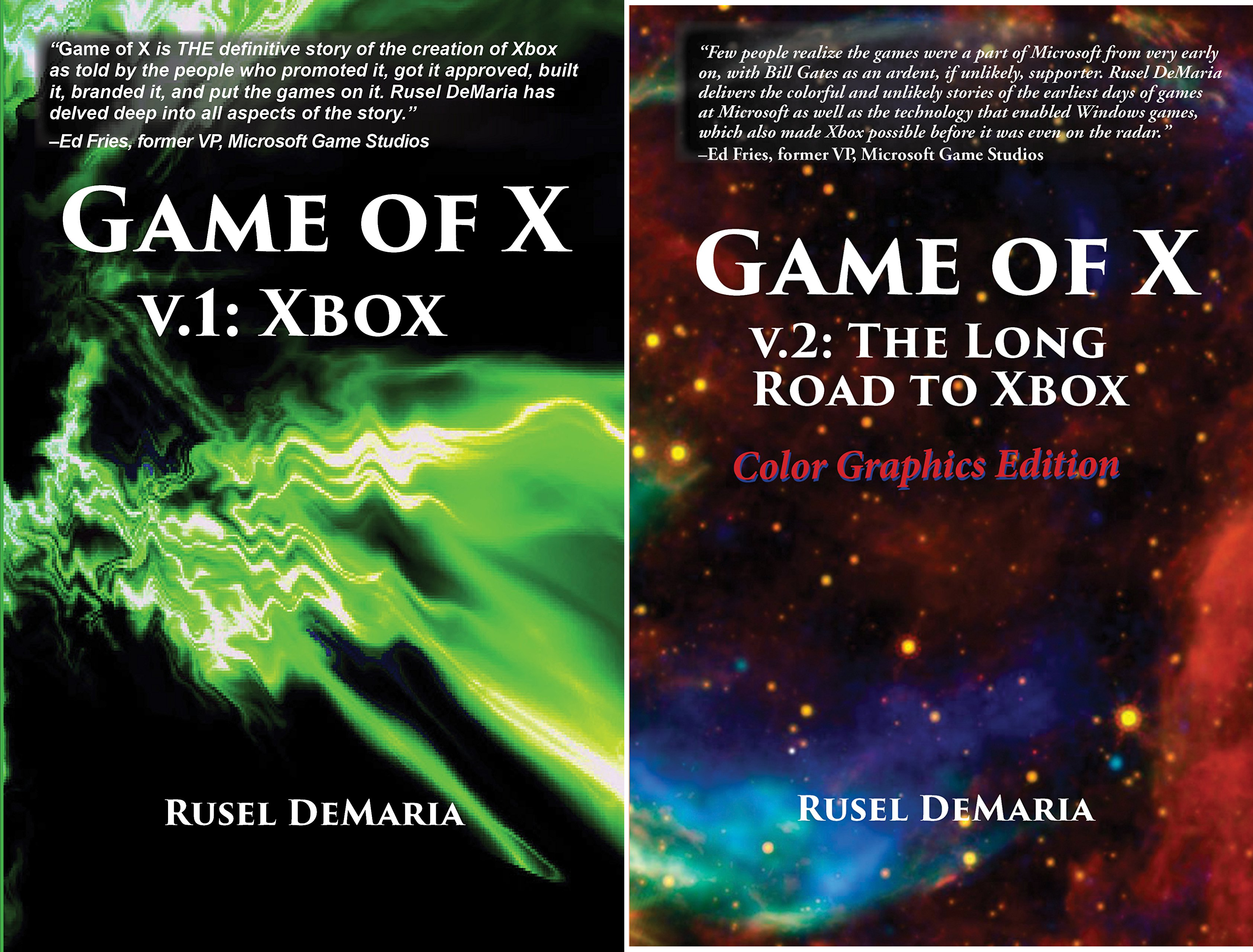 Game of X (2 Book Series)