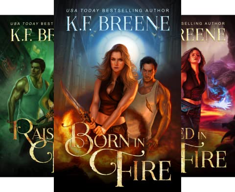 Fire and Ice Trilogy (3 Book Series) (Born In Fire)