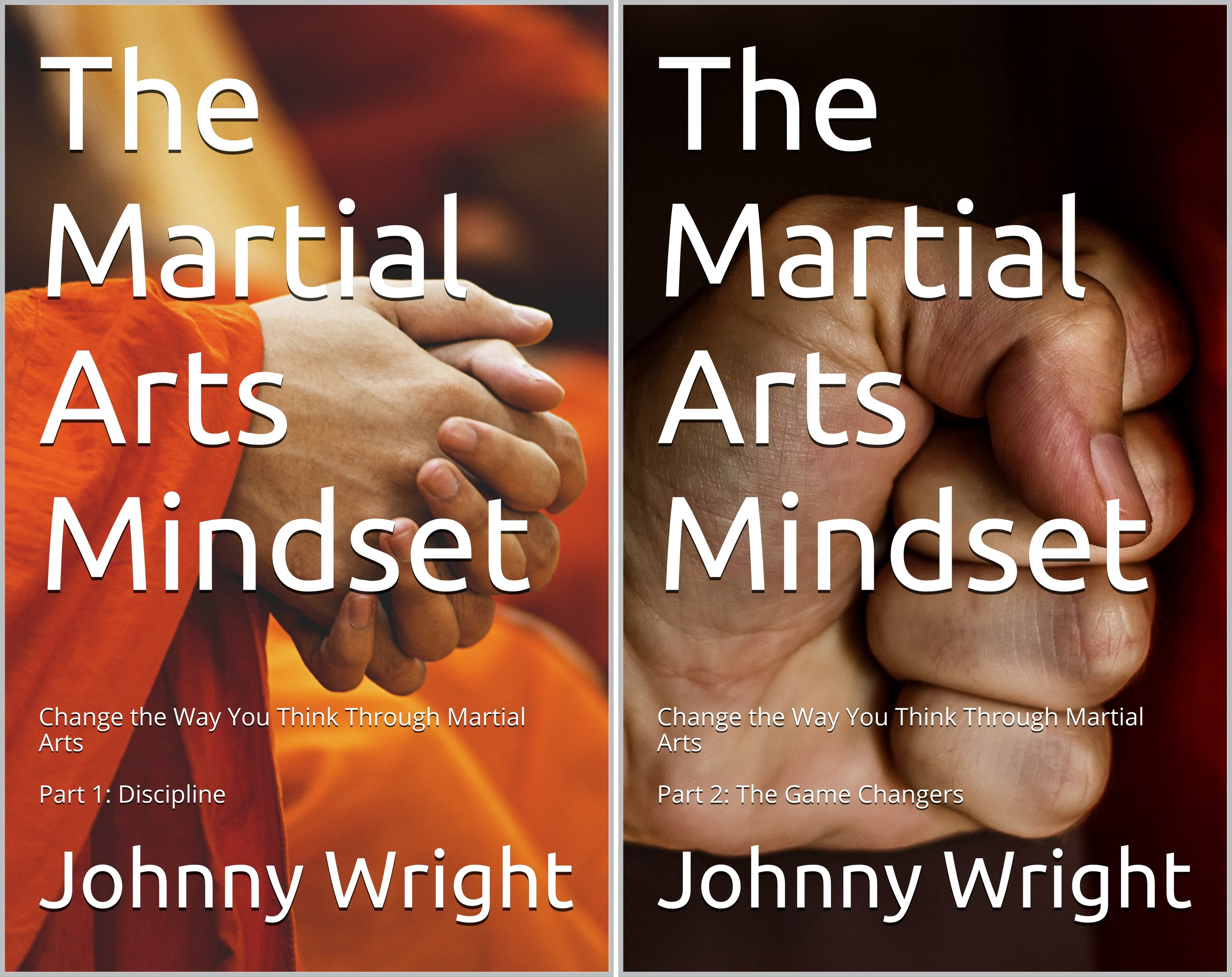 Martial Art Brain Training (2 Book Series)