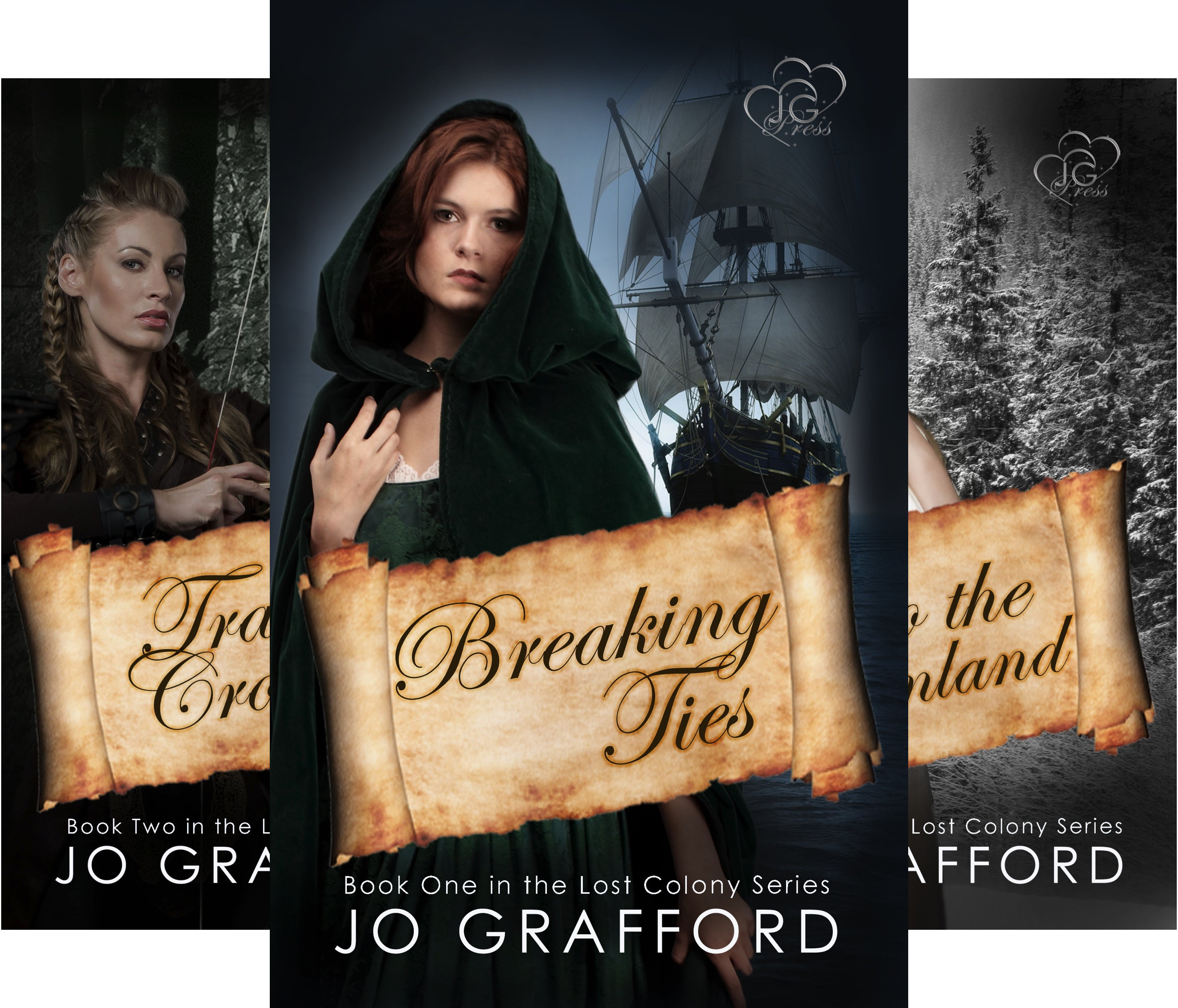 Lost Colony Series (3 Book Series)