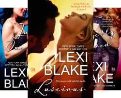 Masters and Mercenaries: Topped (4 Book Series) by  Lexi Blake