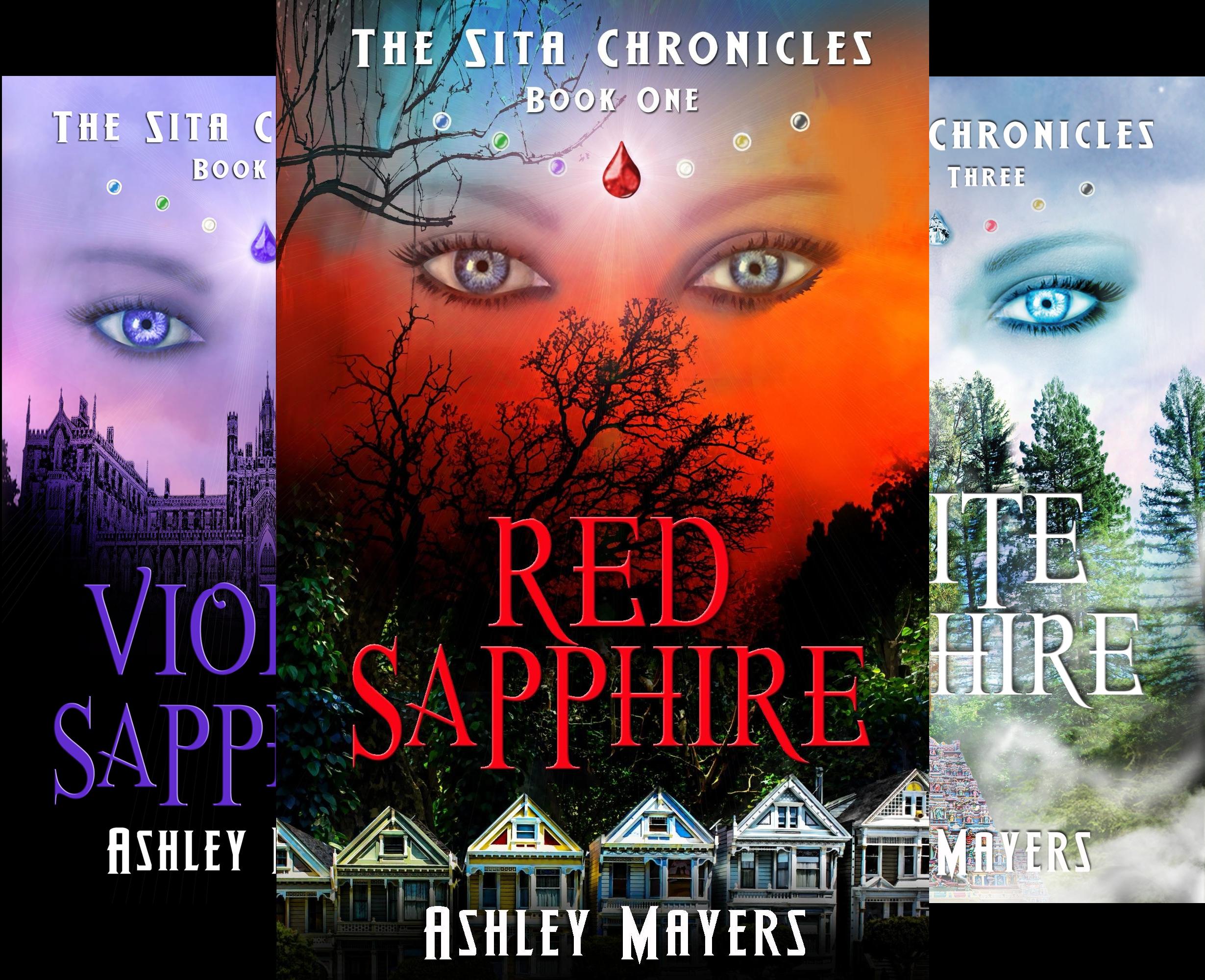 The Sita Chronicles (7 Book Series)
