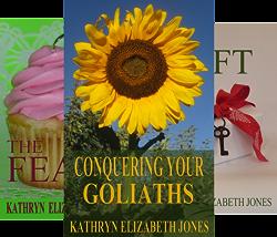 The Parables of Virginia Bean (3 Book Series) by  Kathryn Elizabeth Jones