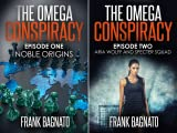 img - for The Omega Conspiracy Series (2 Book Series) book / textbook / text book