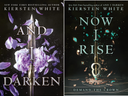 And I Darken Series by Kiersten White