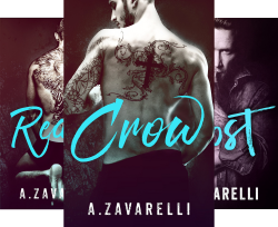 Boston Underworld (4 Book Series) by  A. Zavarelli