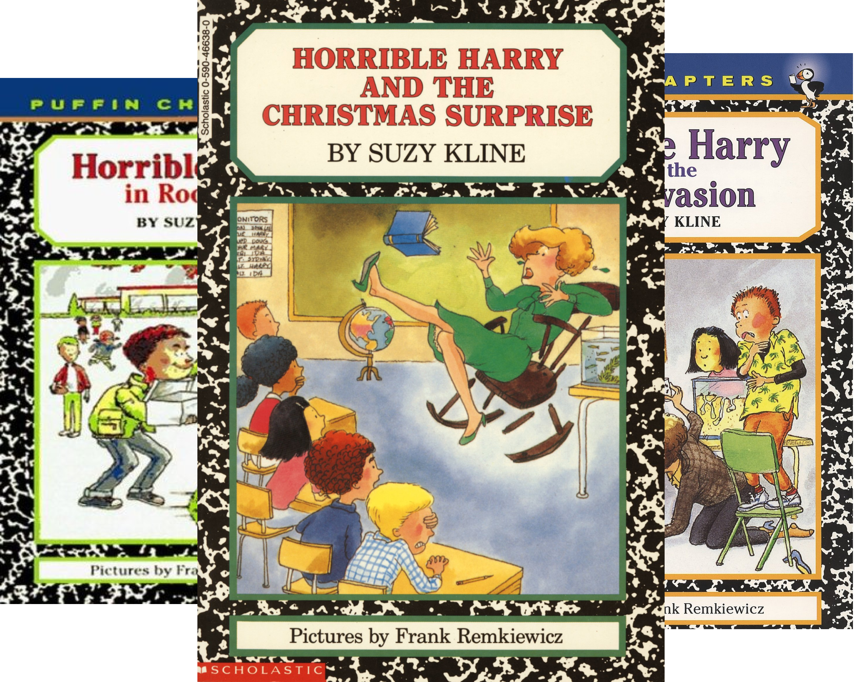 Horrible Harry (26 Book Series) -