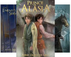 Annals Of Alasia (3 Book Series) by  Douglass Lima, Annie Annie Douglass Lima