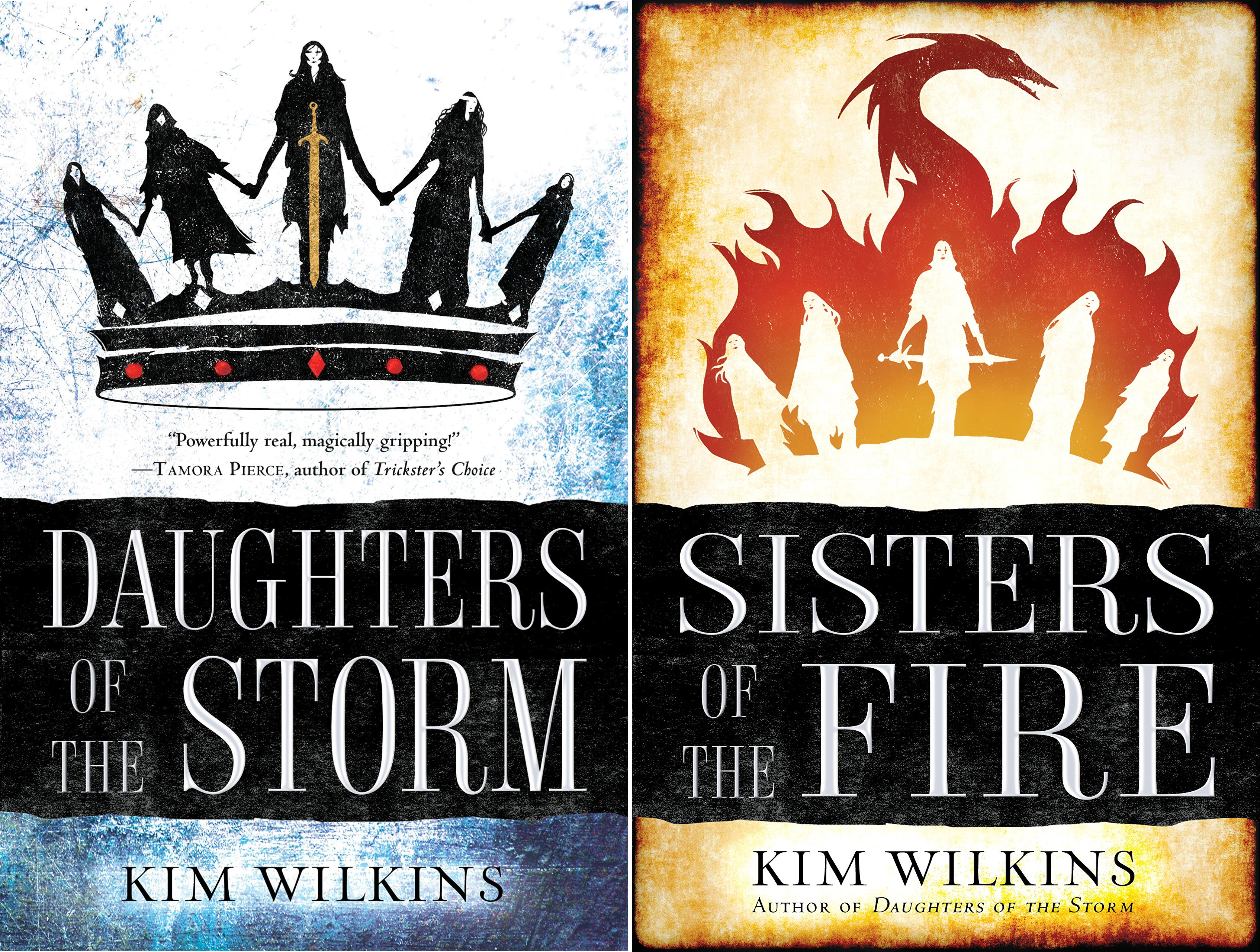 Daughters of the Storm (2 Book Series)
