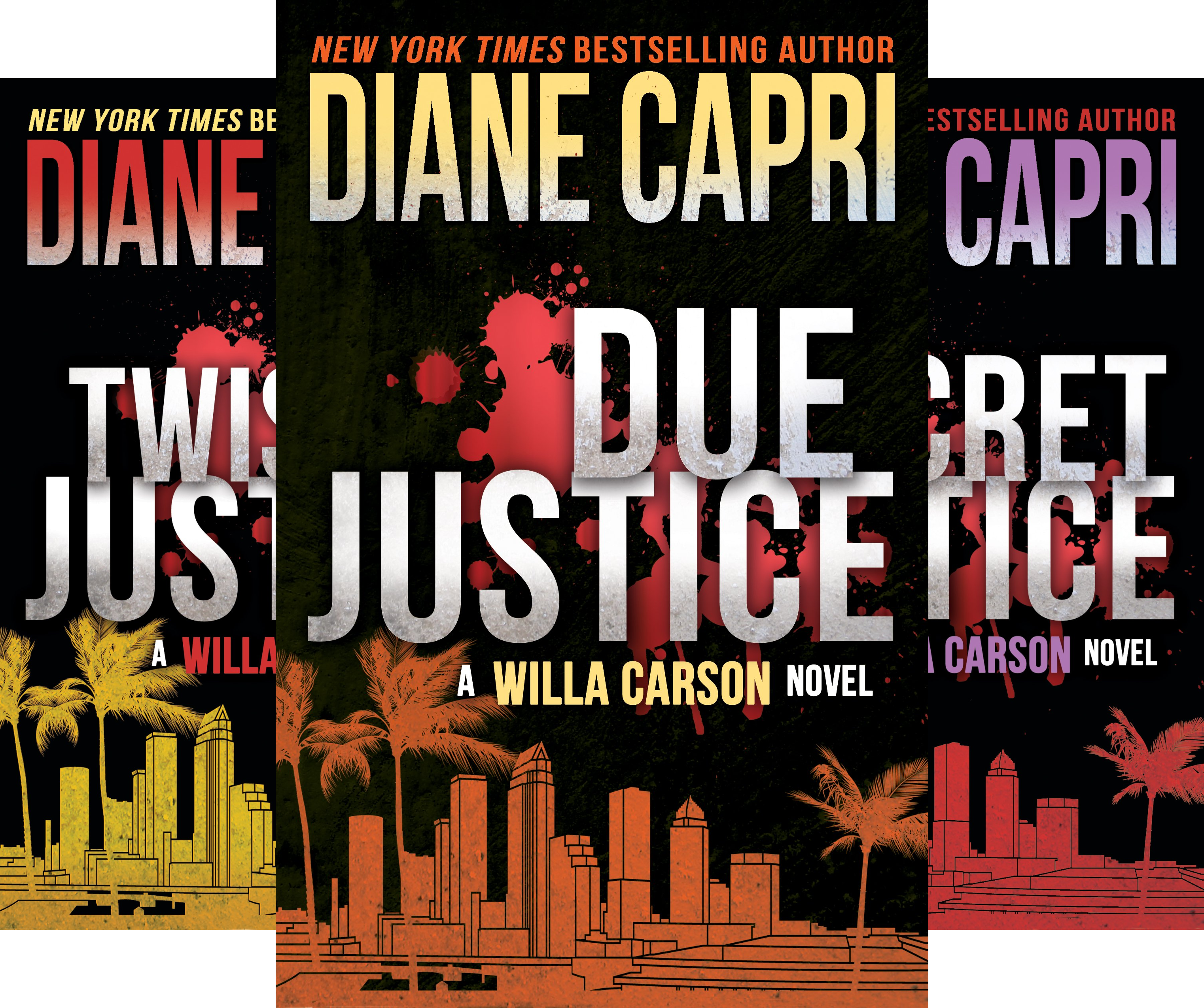 The Hunt For Justice Series (10 Book Series)