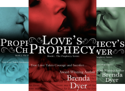Prophecy Series (5 Book Series) by  Brenda Dyer