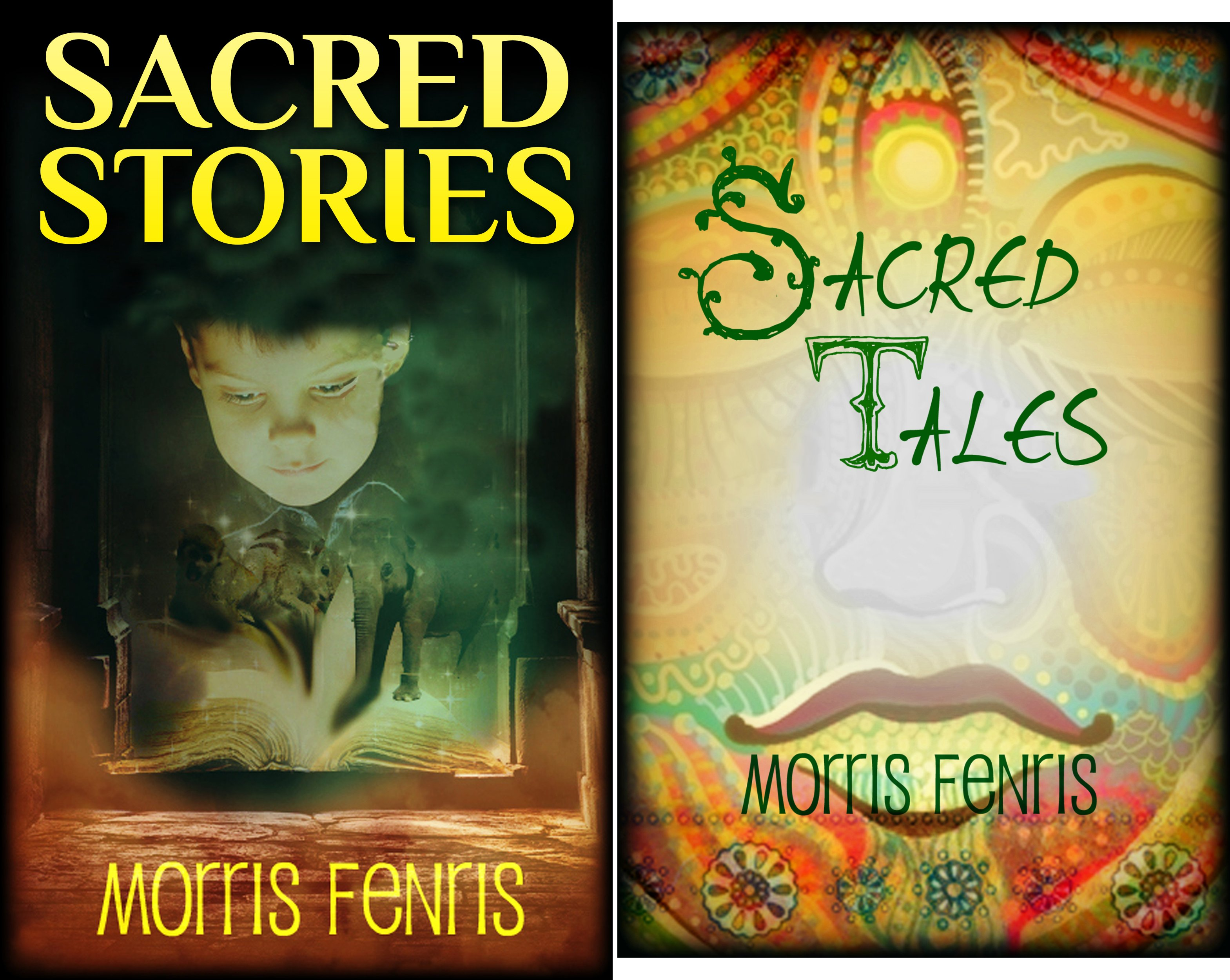 Moral Stories for Children Series (2 Book Series)