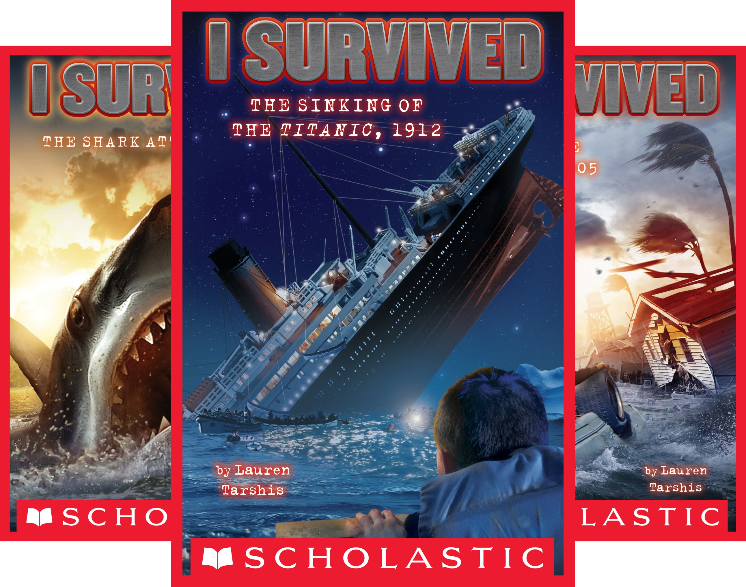 I Survived (17 Book Series)