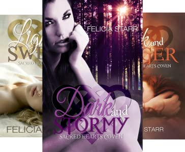 Sacred Hearts Coven (3 Book Series)