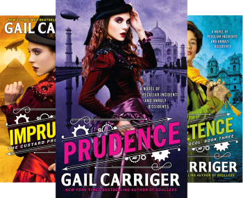 The Custard Protocol (3 Book Series) by Gail Carriger