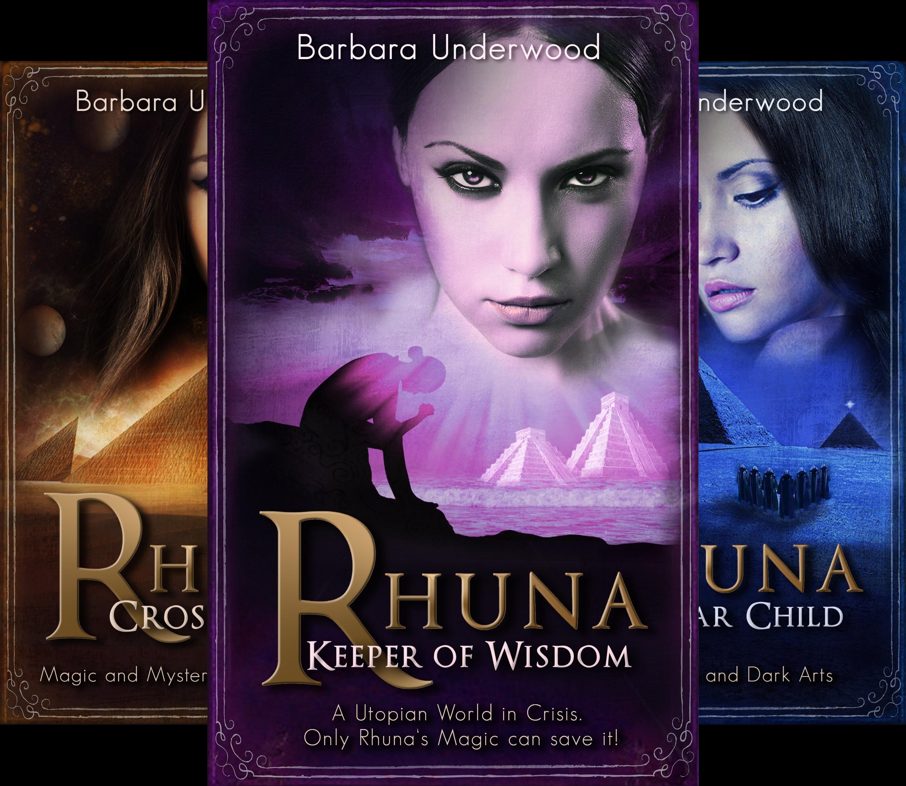 YA Urban Fantasy Series (4 Book Series)