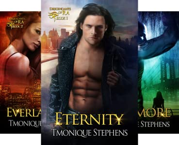 Descendants of Ra (4 Book Series)