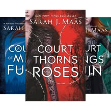 A Court of Thorns and Roses (3 Book Series)