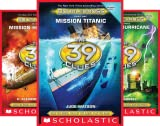 the 39 clues titanic - The 39 Clues- Doublecross (4 Book Series)