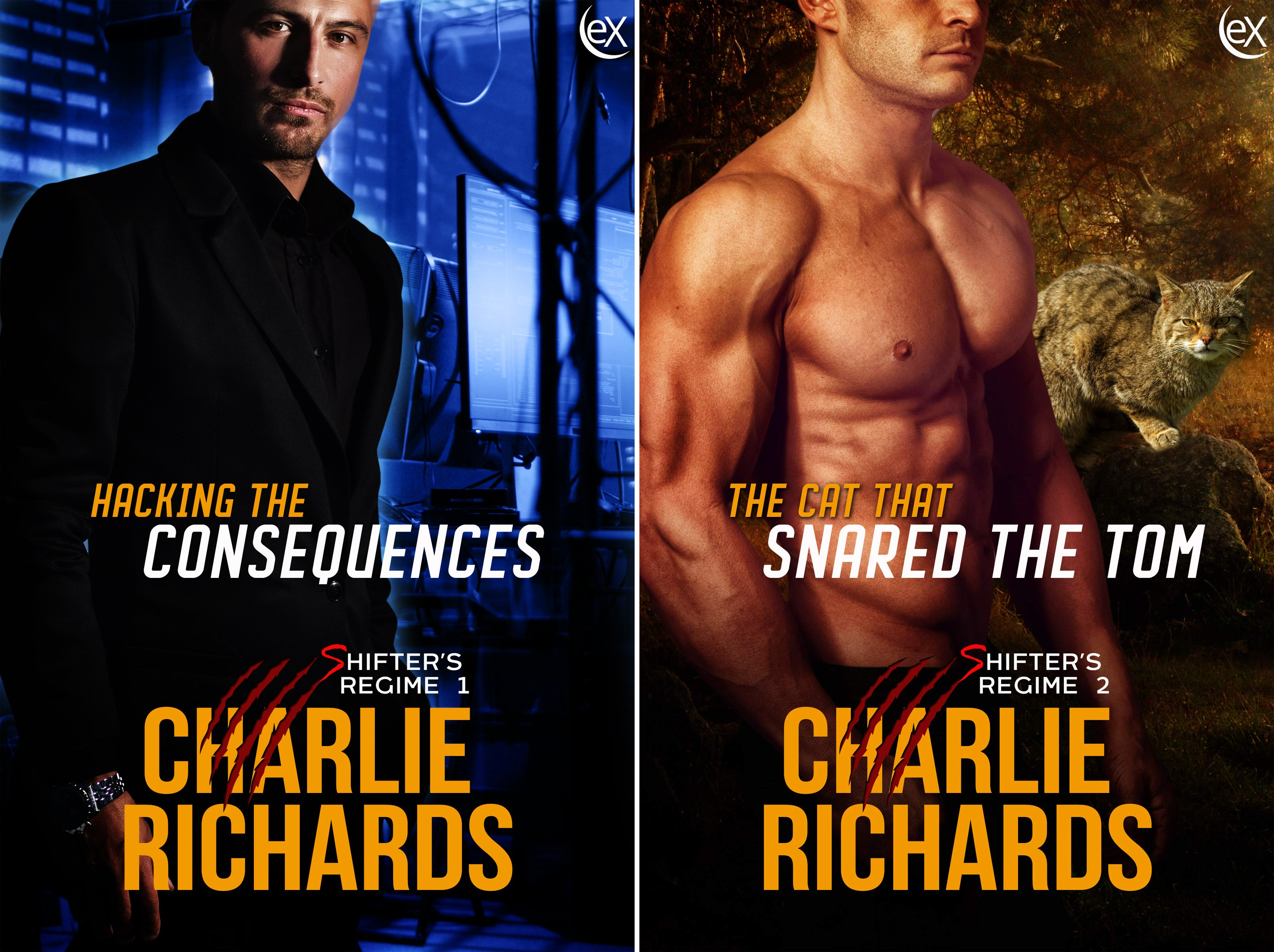 Shifter's Regime (2 Book Series)