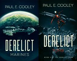 Derelict Saga (2 Book Series) by  Paul E. Cooley
