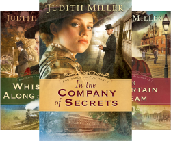 Postcards from Pullman (3 Book Series) by  Judith Miller