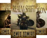 img - for Realm Shift Trilogy (3 Book Series) book / textbook / text book