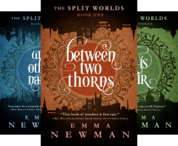 The Split Worlds Book Series by  Emma Newman