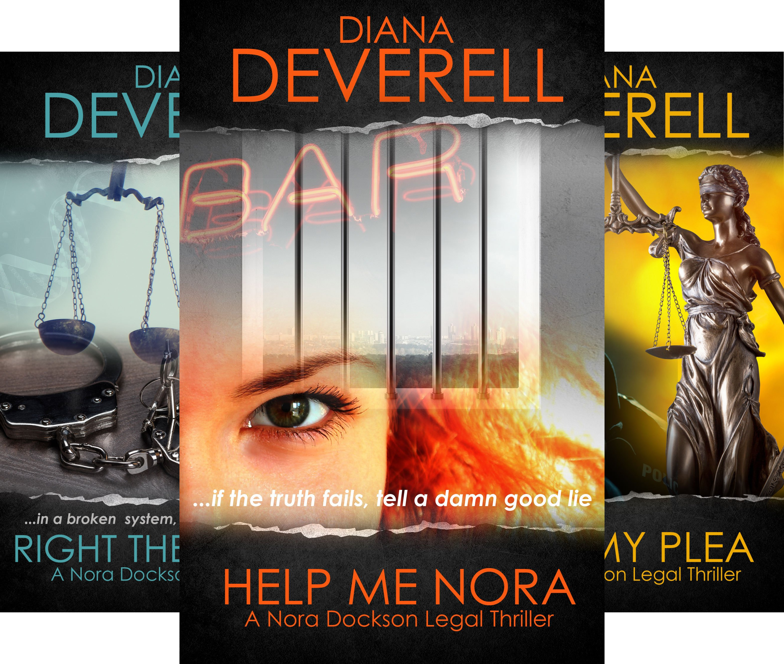 Nora Dockson Legal Thrillers (4 Book Series)