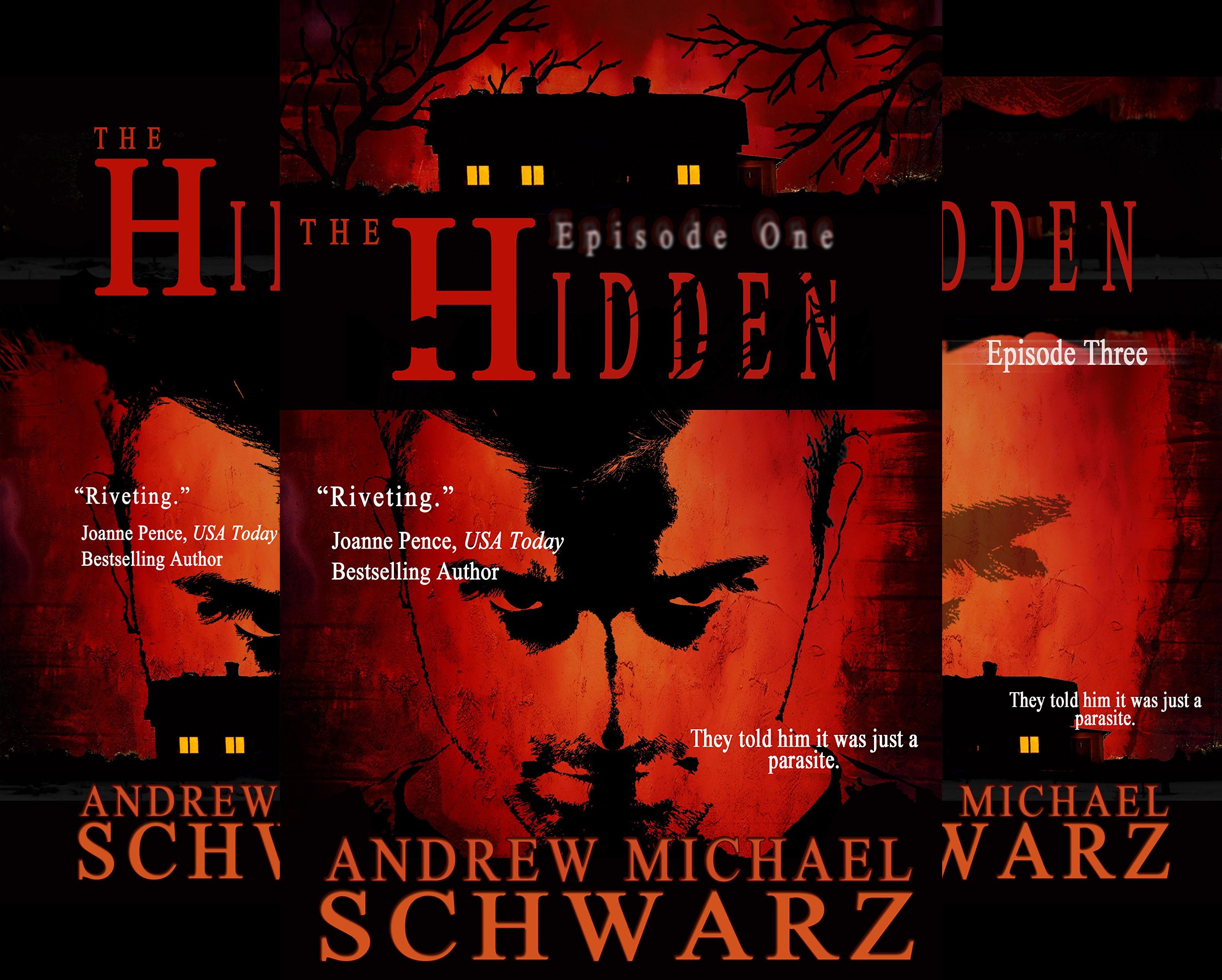 The Hidden (9 Book Series)