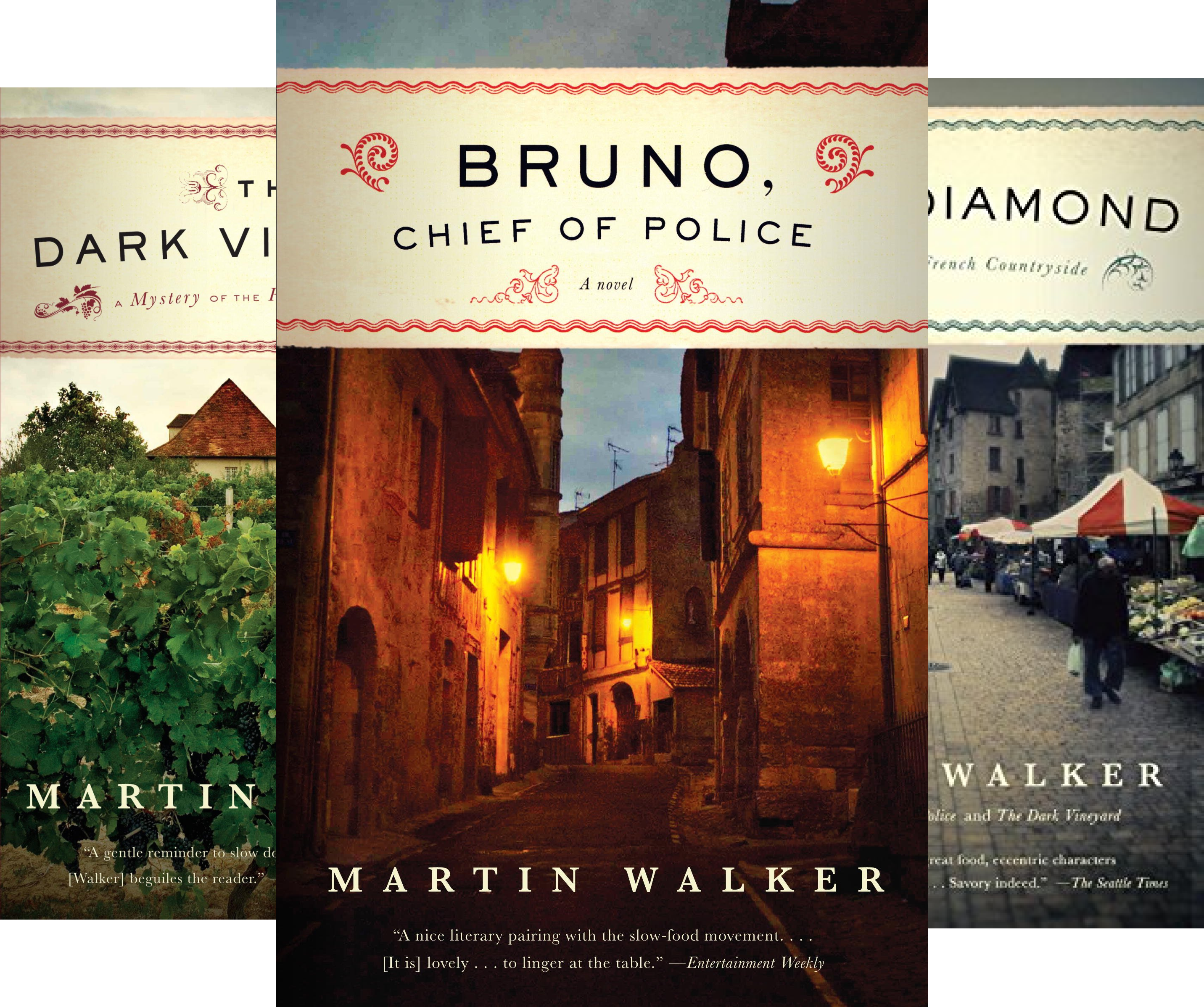 Bruno Chief Of Police (14 Book Series)