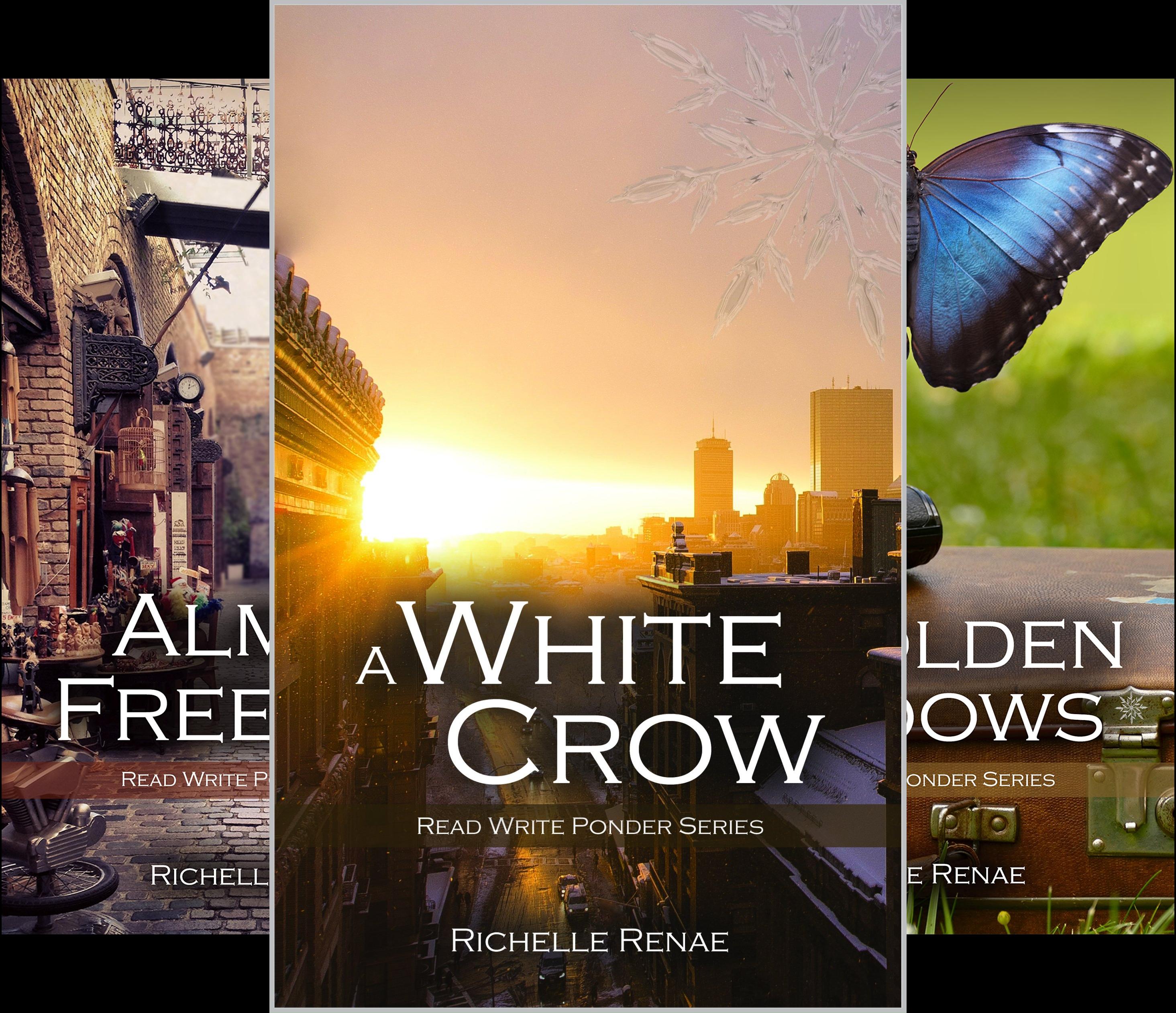 Read Write Ponder (3 Book Series)