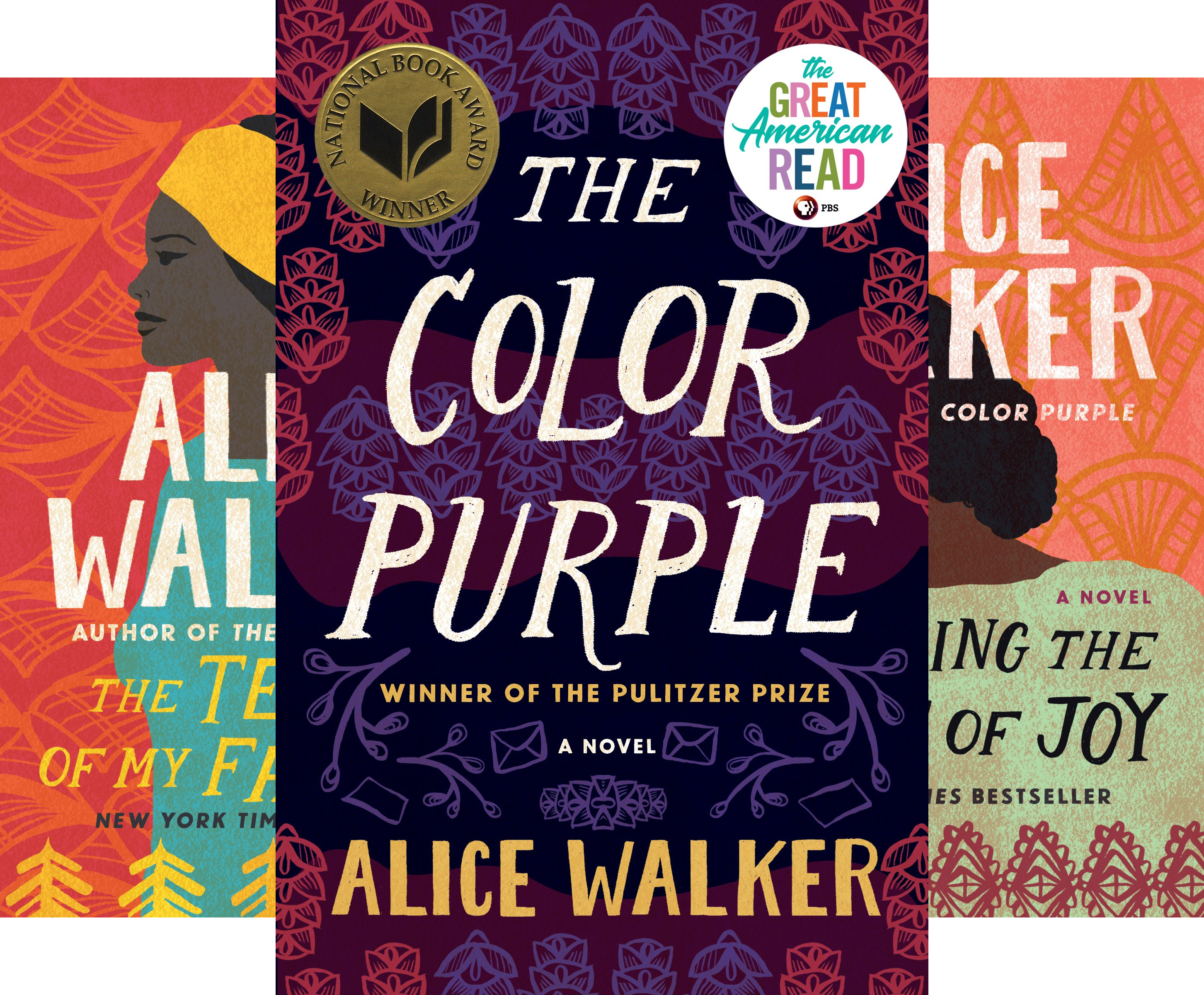 The Color Purple Collection (3 Book Series)