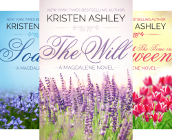 The Magdalene Series (3 Book Series) by  Kristen Ashley