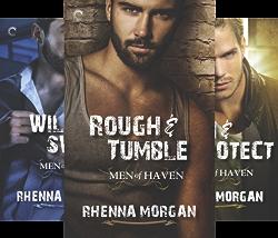 Men of Haven (4 Book Series) by  Rhenna Morgan