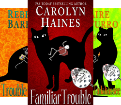 Familiar Legacy (4 Book Series) by  Carolyn Haines Rebecca Barrett Claire Matturro Susan Y. Tanner