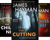McCabe and Savage Thrillers (4 Book Series)