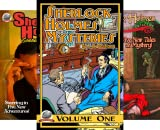 img - for Sherlock Holmes: Consulting Detective (10 Book Series) book / textbook / text book