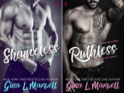 Playboys in Love (2 Book Series) by  Gina L. Maxwell
