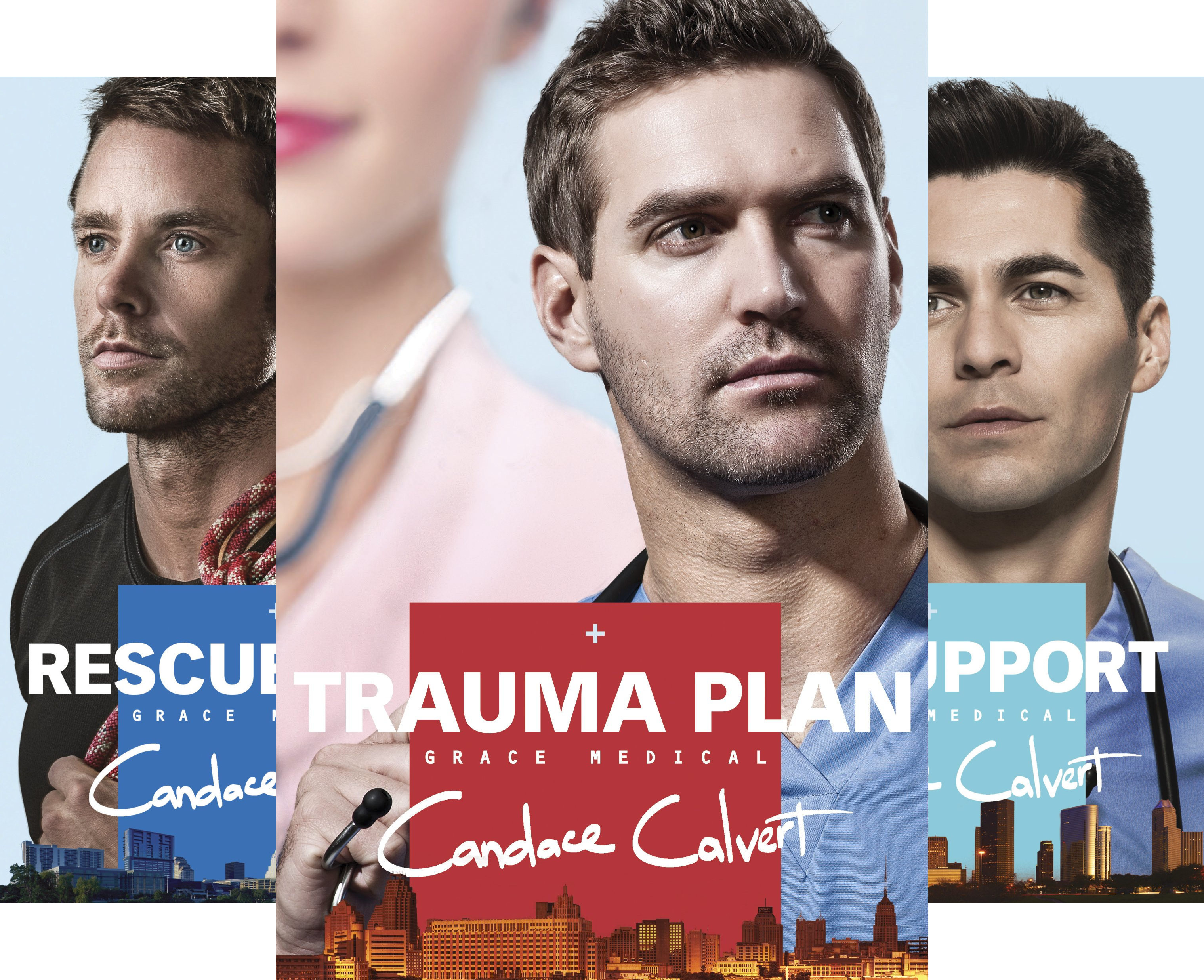 Grace Medical series (3 Book Series) Pdf