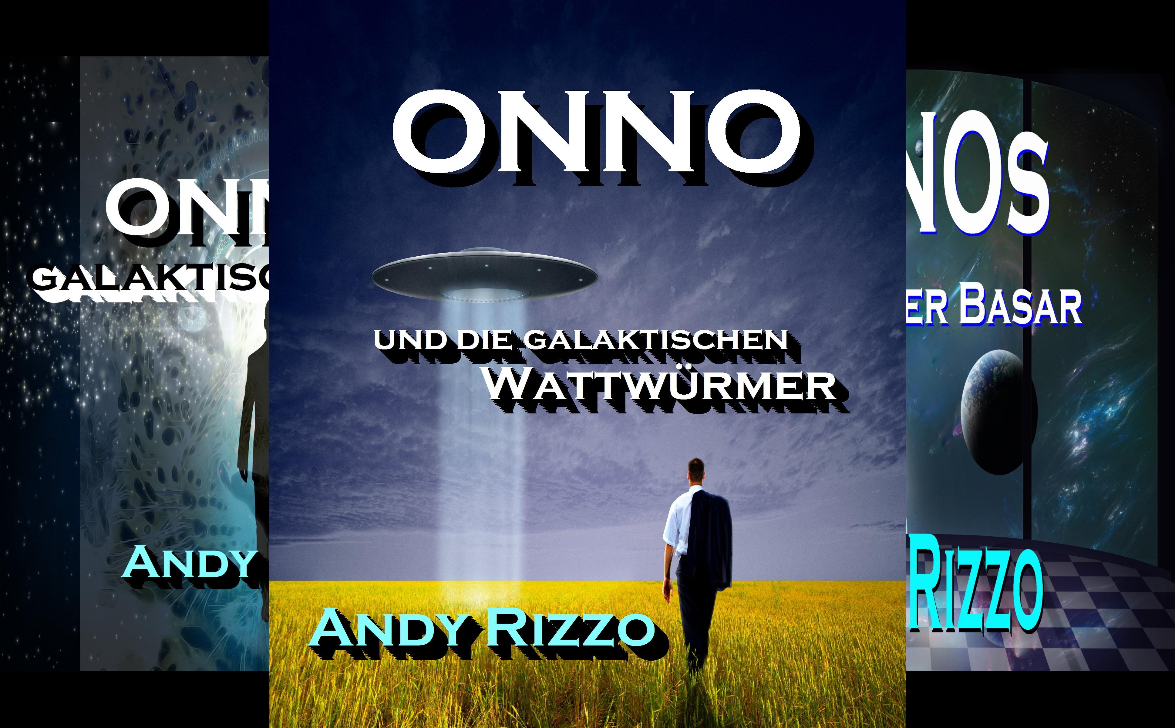 Onno - Ein Ostfriese im Weltall (Reihe in 3 Bänden)
