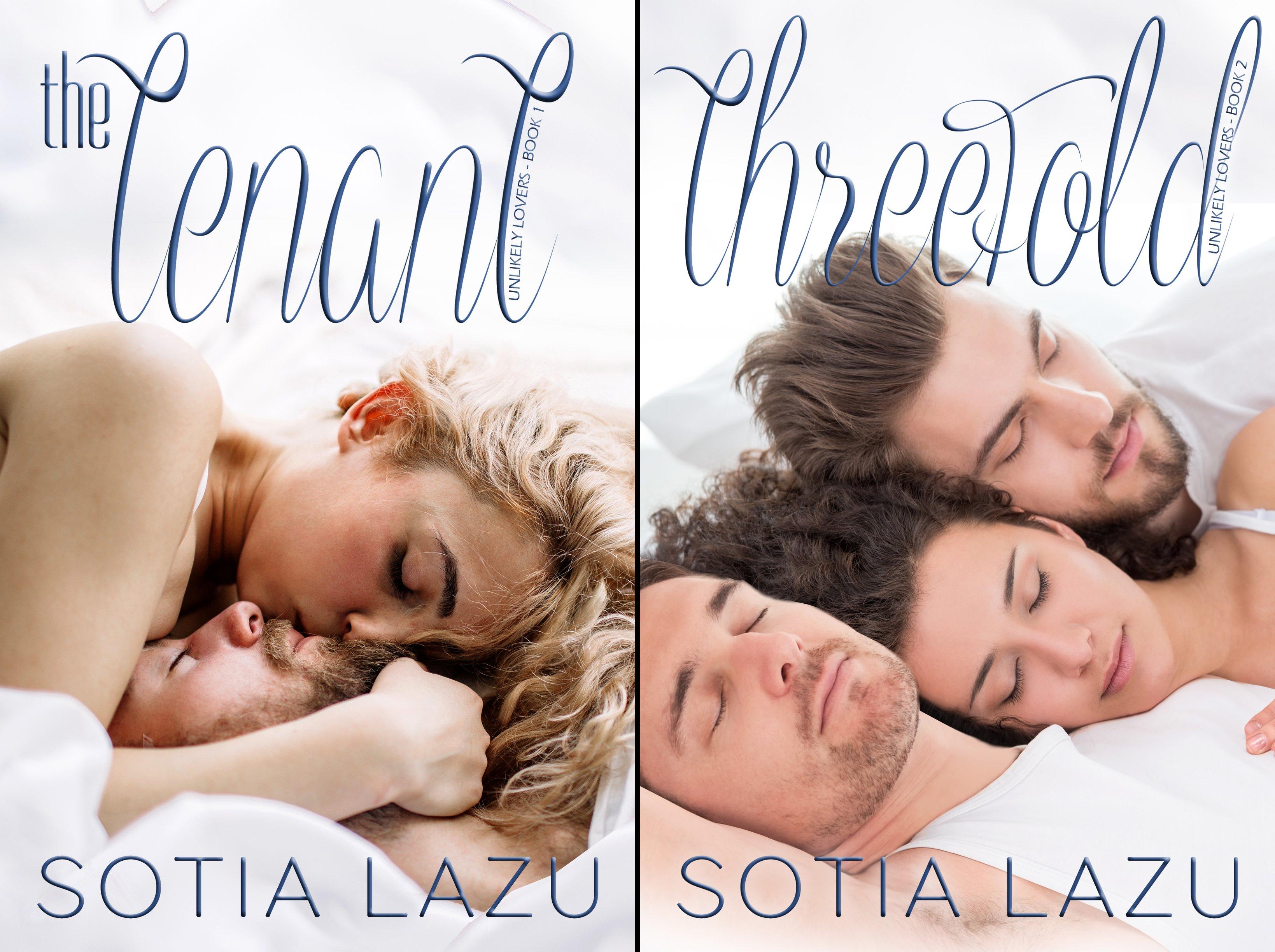 Unlikely Lovers (2 Book Series)