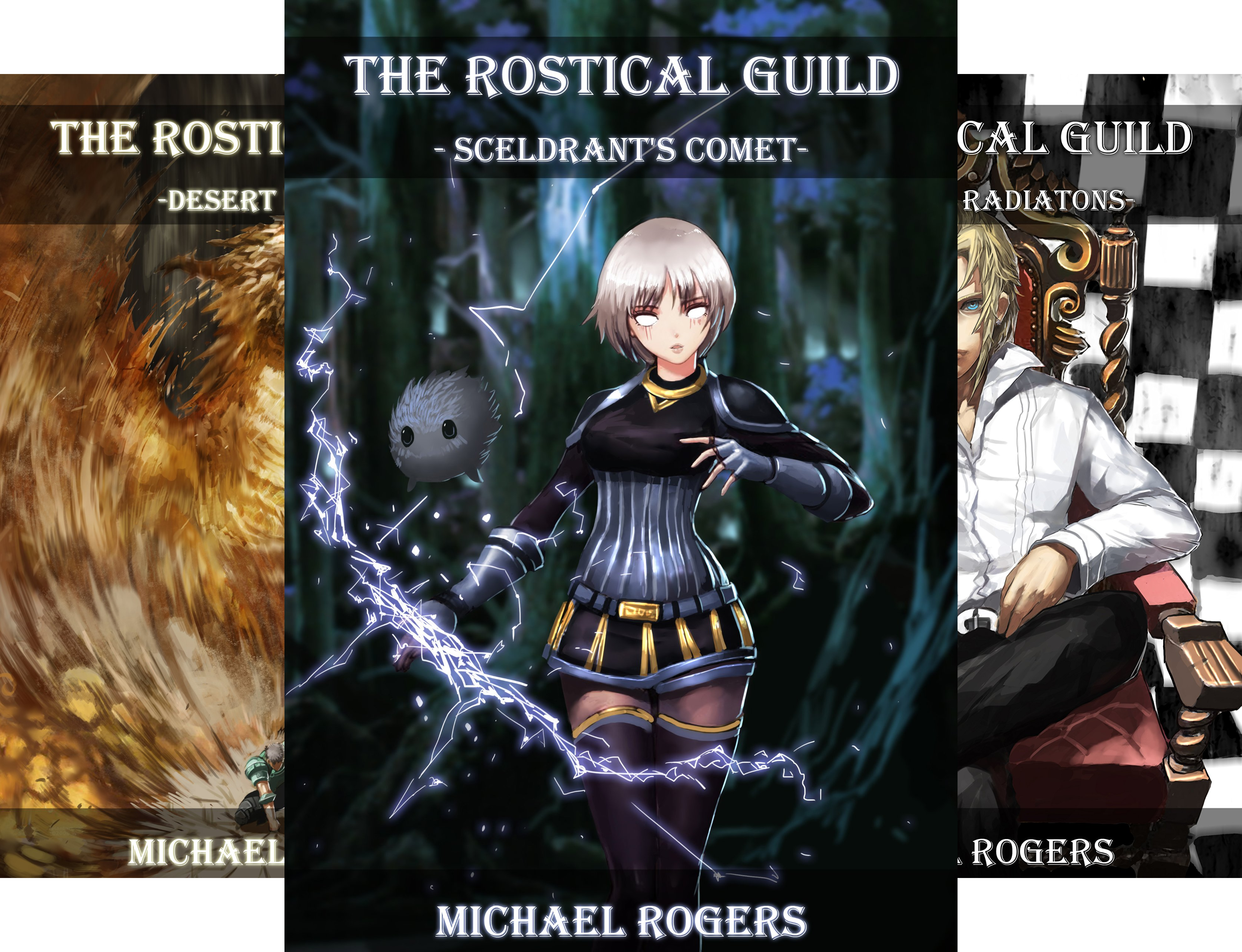The Rostical Guild (7 Book Series)