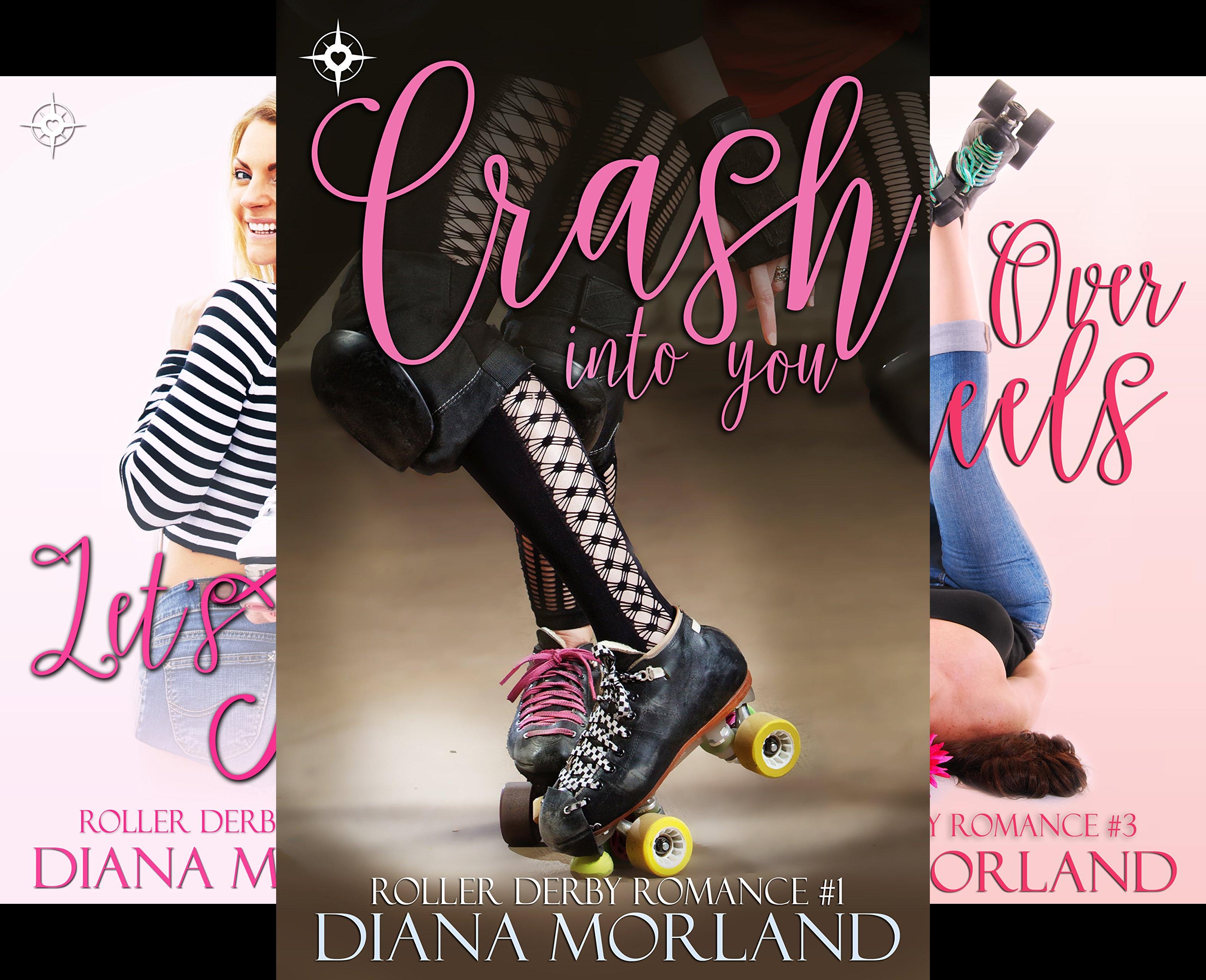 Roller Derby Romance (3 Book Series)
