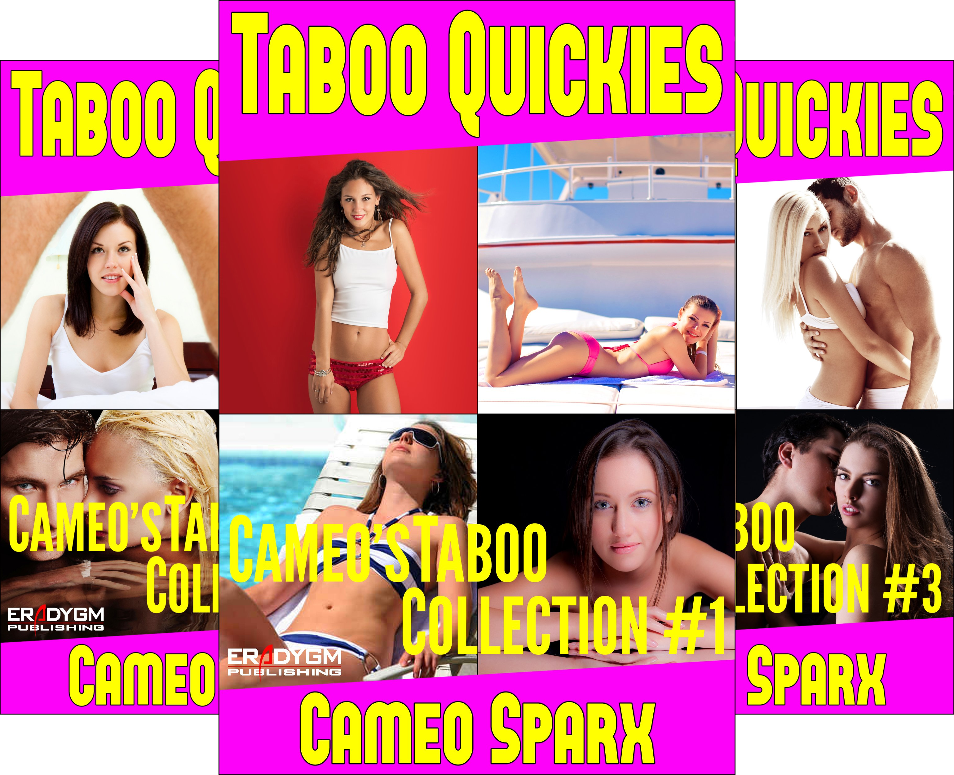 Cameo's Taboo Collection (4 Book Series)