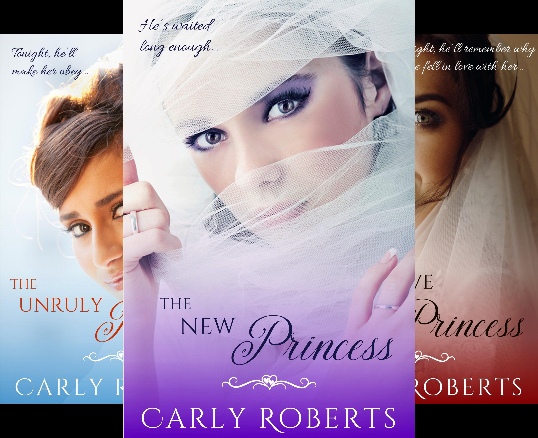 The Prince's Harem (5 Book Series)